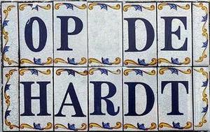 Logo - Op De Hardt
